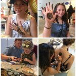We are having a free Henna workshop at the SVC till 18 Oct!
