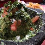 Generous and delicious guacamole