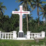 A touch of island history with Bishop Pompalier.