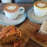 Bild från Coffee & Thyme Gili Air