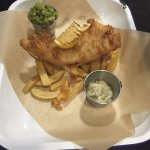 Fish & Chips as served.
