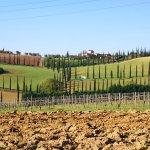 Panoramic spot nearby Castello di Fulignano