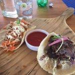 Beef Taco & Chicken Taco