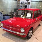 A Sunbeam Imp at Malta Classic Car Collection