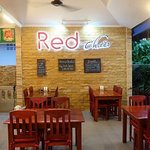 Our delicious dish and more @Redchair