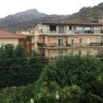 From balcony towards Etna