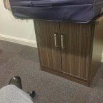 謎の家具。何をしまうべきなんでしょう。