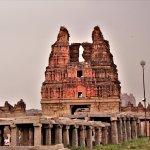 Vittala Temple entrance