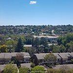 View taken of Sandton area