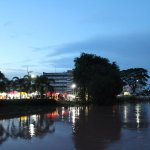 We booked 2 night at Loei Pakxé Hotel , when we arrived, hitel was float , we call To hotel , th