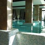 Indoor Jacuzzi pool