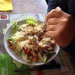 Salades chaudes