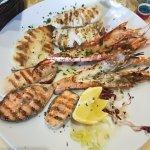 grigliata pesce