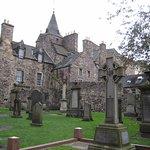 Photo of Greyfriars Church