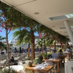 Foto di Anios Beachfront Restaurant