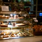 Cakes counter