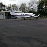 Haverford West Beech King Air for charter flights