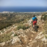 Above Rethymno
