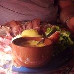 assiette Val d'Aoste