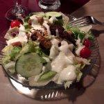 Side Salad - Delta Lake Inn, Rome NY