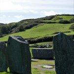The altar stone