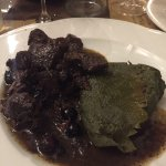 The wild boar - THIS is the place to try wild boar!