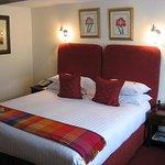 Main hotel bedroom