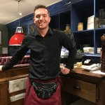 John T. Excellent waiter, travel advisor