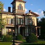 Hamilton House, built 1870, Steuben County, Campbell, N.Y.
