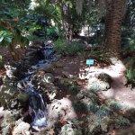 Stream, historical garden
