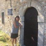 Nonni's ancestral home in Castiglione, L'Aquila.