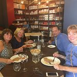 Wonderful lunch with Michael from Best Rome Driver.