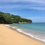 Beach at Sandals Regency La Toc