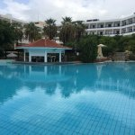 Main pool ...... swim up bar.