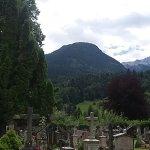 Alter Friedhof Berchtesgaden Foto