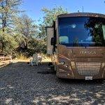 Foto de Point of Rocks Campground