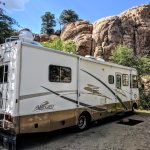 Photo de Point of Rocks Campground