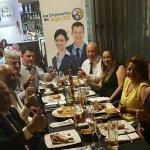 La Cena, Excelente¡¡¡ BUEN CHEF, BUENOS EN EL SERVICO DE PRIMERA CALIDAD...