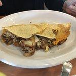 Breakfast taco: the merry