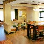 Lobby, Breakfast, & Reception Area
