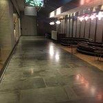 First floor meeting area