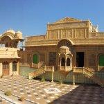 Foto de WelcomHeritage Mandir Palace