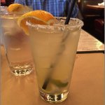 House margarita made with their Mayahuel® Tequila