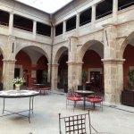 Claustro antiguo convento