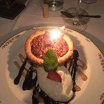 birthday pecan tarte