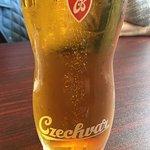 Czechvar beer   From Czech.
