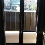 patio door unlockable room 421