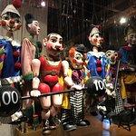 Czech Marionettes Museum Photo