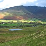 Tewit Tarn and Blencathra