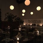 Photo de Homa Restaurant